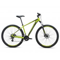 Orbea MX50 mountain bike 2018 - Pistachio / Black side view
