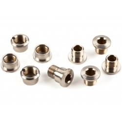 Set of 5 bolts, for Brompton detachable Spider Chain-Ring