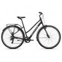 Orbea Comfort 42 leisure bike with pack - 2018