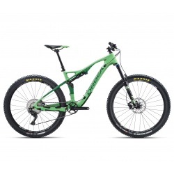 Orbea Occam AM M30 mountain bike 2018 - mint (gloss)