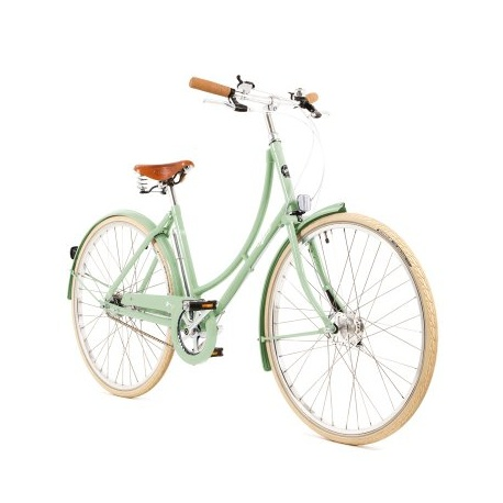 Pashley Poppy ladies bicycle - peppermint