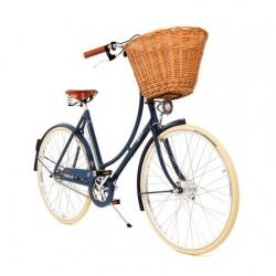 Pashley Britannia ladies bicycle - blue