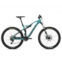 Orbea Occam AM H50 mountain bike 2018 - turquoise / black