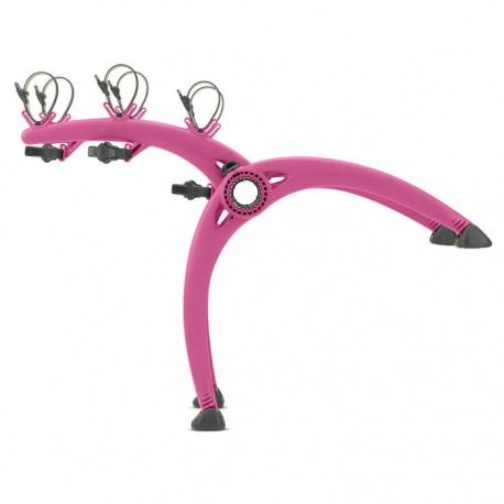 Saris Bones 3-bike boot rack - Pink