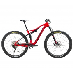 Orbea Occam TR M30 mountain bike 2018 - red / black