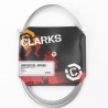 Brake cable - mountain bike / galvanised (inner only) from Clarks