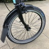 Schwalbe Marathon 16 inch for Brompton - on front wheel