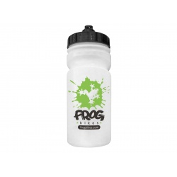 Frog bike water bottle
