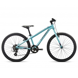Orbea MX24 Dirt Kids mountain bike 2018 - blue and pink