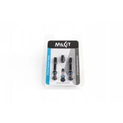 milKit tubeless valve set of two
