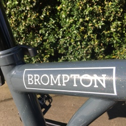 Brompton 2018 CHPT3 Edition 6-speed