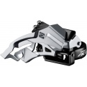 Shimano FD-M3000 Acera front derailleur dual-pull, multi-fit, top swing