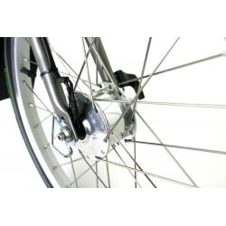 Brompton Son hub dynamo kit - including front brompton wheel