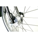 Brompton Schmidt Son hub dynamo kit - including front brompton wheel