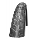 Schwalbe 20 x 2.0 inch / 50-406 Big Apple wired tyre with Kevlar guard