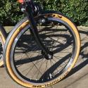 Brompton Schwalbe Kojak 16 inch tan wall tyre
