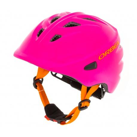 Orbea Sport Kids helmet - Fuchsia / Pink