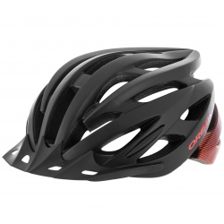 Orbea H10 Helmet - Black and Red