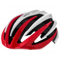 Orbea R50 Helmet - Red and White