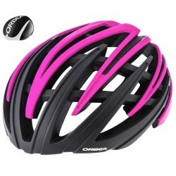 Orbea R10 Helmet - Black / Fuchsia