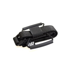 Backcountry Research Race Strap - black - folded