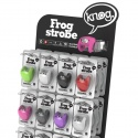 Knog Frog front strobe light