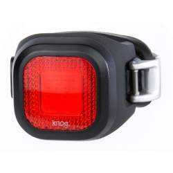 Knog Blinder Mini Chippy Rear Light - black