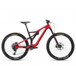 Orbea Rallon M10 mountain bike 2019 - red/black - side view