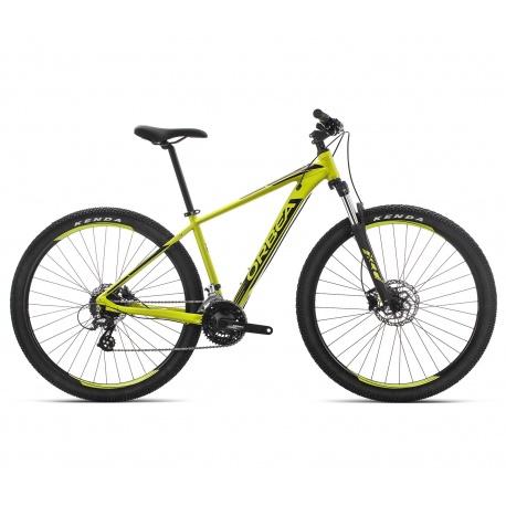 Orbea MX 50 mountain bike 2019 - pistachio and black - side view