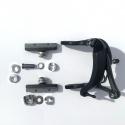 Brompton brake caliper - black