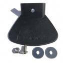 Brompton rear mudguard replacement flap