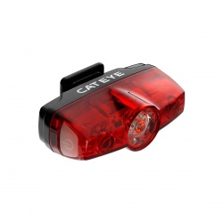 Cateye Rapid mini rechargeable rear bicycle light