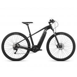 Orbea Keram e-MTB 20 - 2019 model - Black - side view