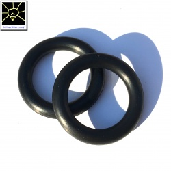 Brompton replacement seat post O-rings (Pair)