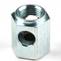 Brompton chain tensioner nut for 3 speed STURMEY ARCHER (alloy shell)