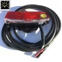 Brompton Electric rear light - Spanninga Solo