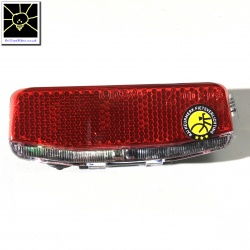 Brompton Spanninga Solo battery powered LED rear light