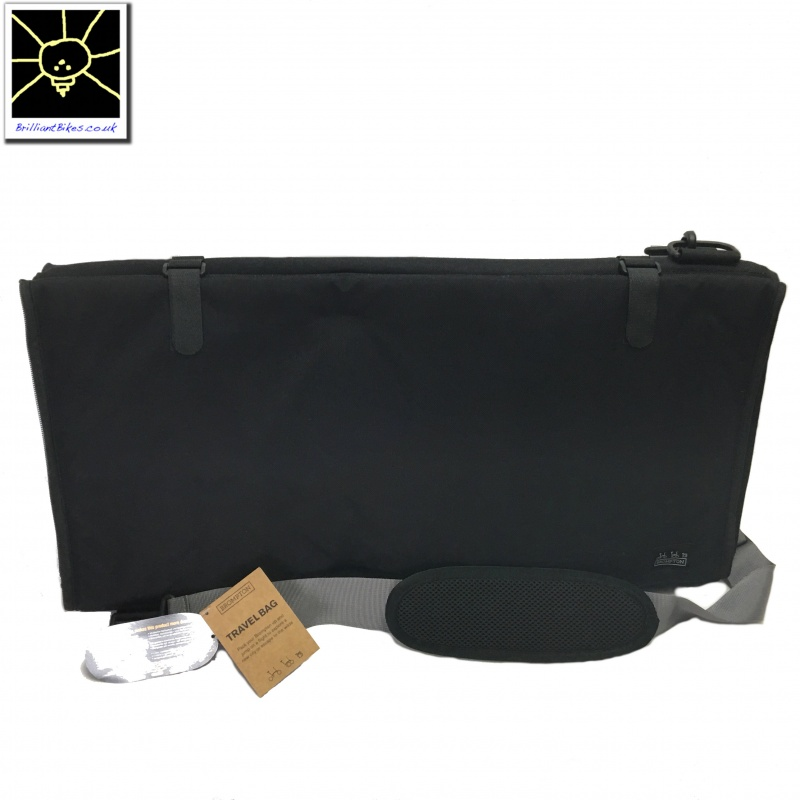 5f4d934e3 ... Brompton travel bag - the NEW bag for carrying your Brompton - folded  for storage ...