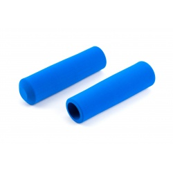 Brompton BLUE handlebar grips for M-type and H-type (pair)