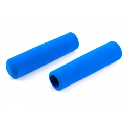 Brompton BLUE handlebar grips for S-type