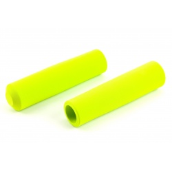 Brompton LIME GREEN handlebar grips for S-type