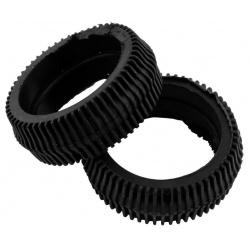 Tyre for roller on AXA HR dynamo (pk of 2)