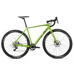 Orbea TERRA H31-D all road / gravel bike - 2019 - green