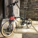 Brompton 2019 CHPT3 Edition 6-speed folding bike
