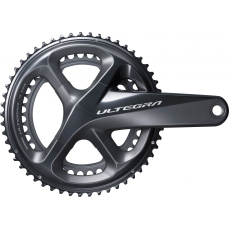 Shimano Ultegra 11-speed double chainset, 46 / 36T 165 mm