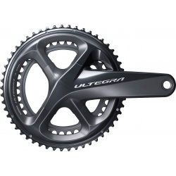 Shimano Ultegra 11-speed double chainset, 53 / 39T 175 mm