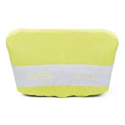 Brompton T bag replacement rain resistant cover - stock photo