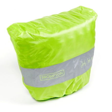 Brompton Tote bag replacement rain resistant cover - stock photo