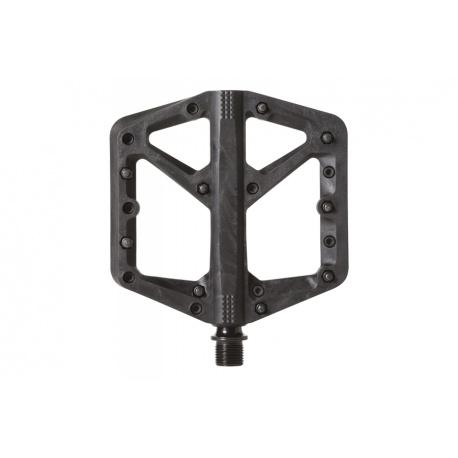 crankbrothers stamp 1 flat MTB pedal - black - large