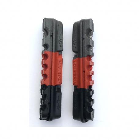 Dura2 TripleLite brake pads inserts by Kool-Stop